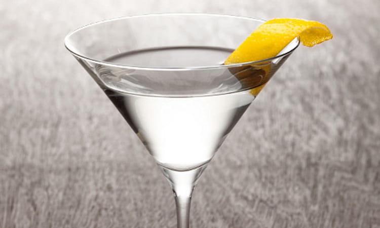 коктейль мартини водка сок с названием Водкатини