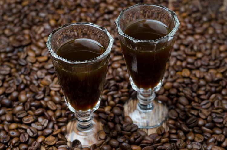 кофе с алкоголем как называется