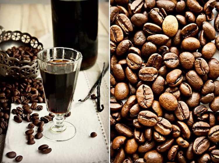 Все о том с чем пьют кофейный ликер