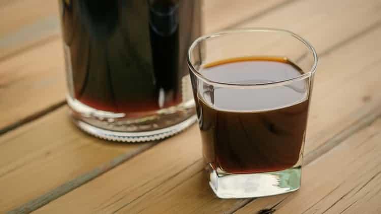 ликер кофейный в домашних условиях: простой рецепт