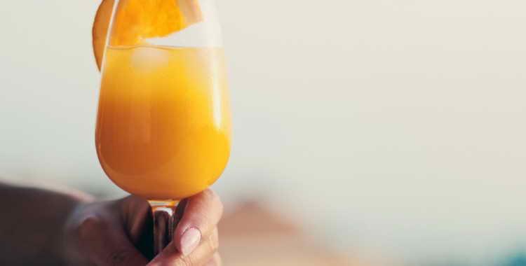 Рецепты приготовления коктейля Беллини