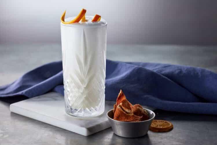 джин физ коктейль: лучший рецепт