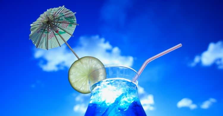 коктейль голубая лагуна рецепт в домашних условиях