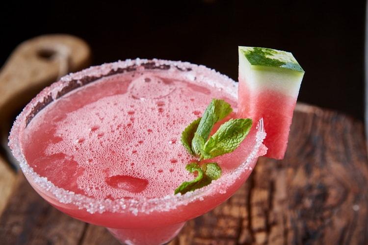 коктейль маргарита как пить