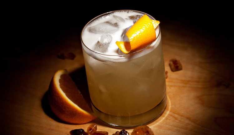 коктейли с апельсиновым соком