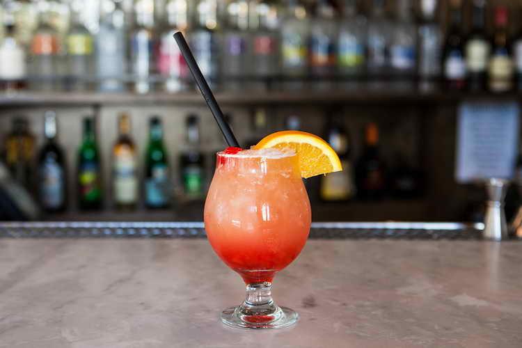 алкогольные коктейли с апельсиновым соком
