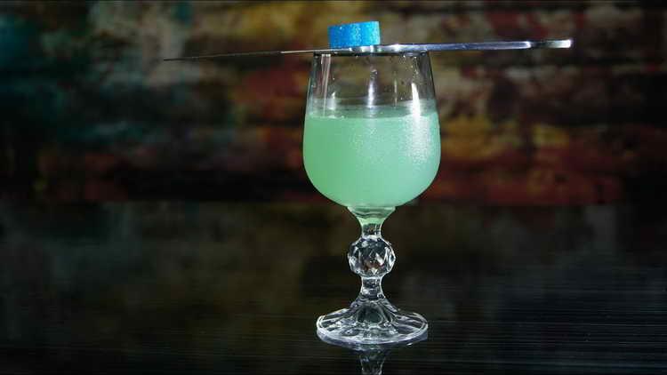 коктейли алкогольные с джином
