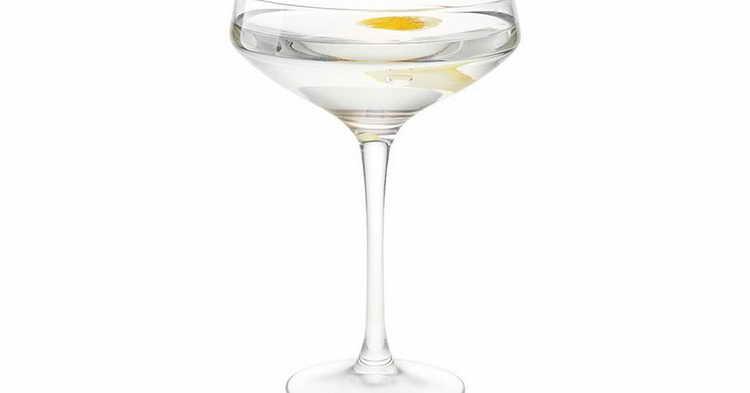 коктейли с джином бомбей