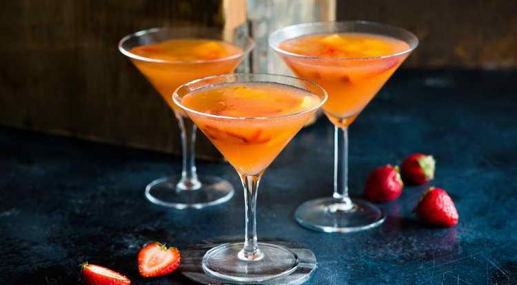 коктейли с джином в домашних условиях простые рецепты