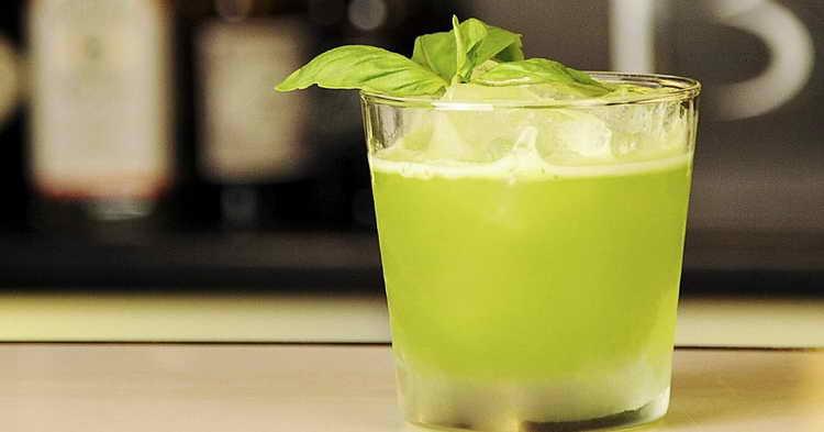простые коктейли с джином