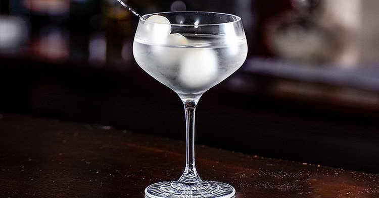коктейли с джином дома