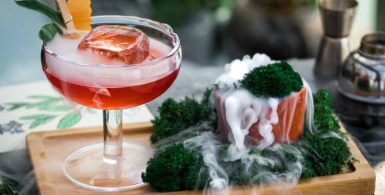 Рецепты приготовления коктейлей с ликером