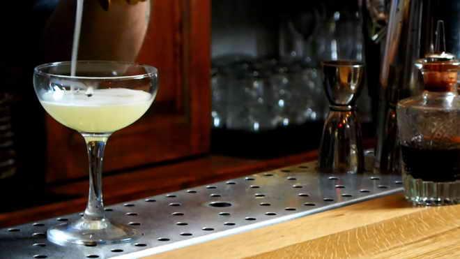 мартини со швепсом