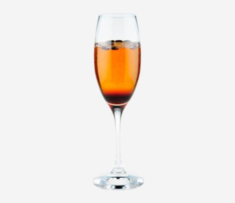 как называется коктейль шампанское с водкой