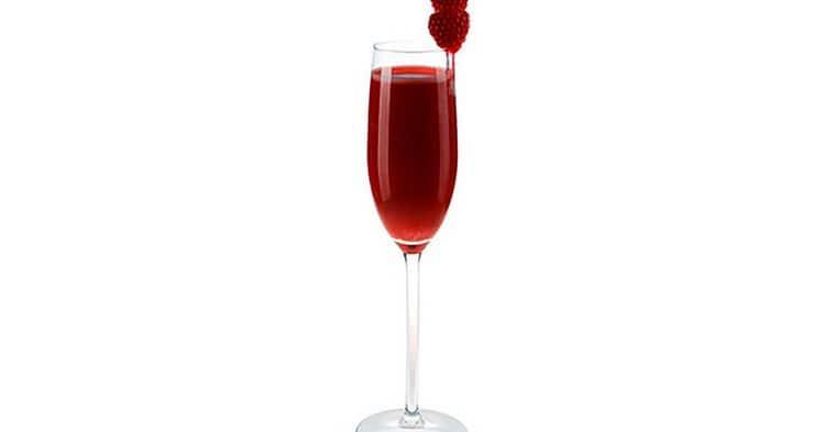 Как приготовить коктейль шампанское с апельсиновым соком