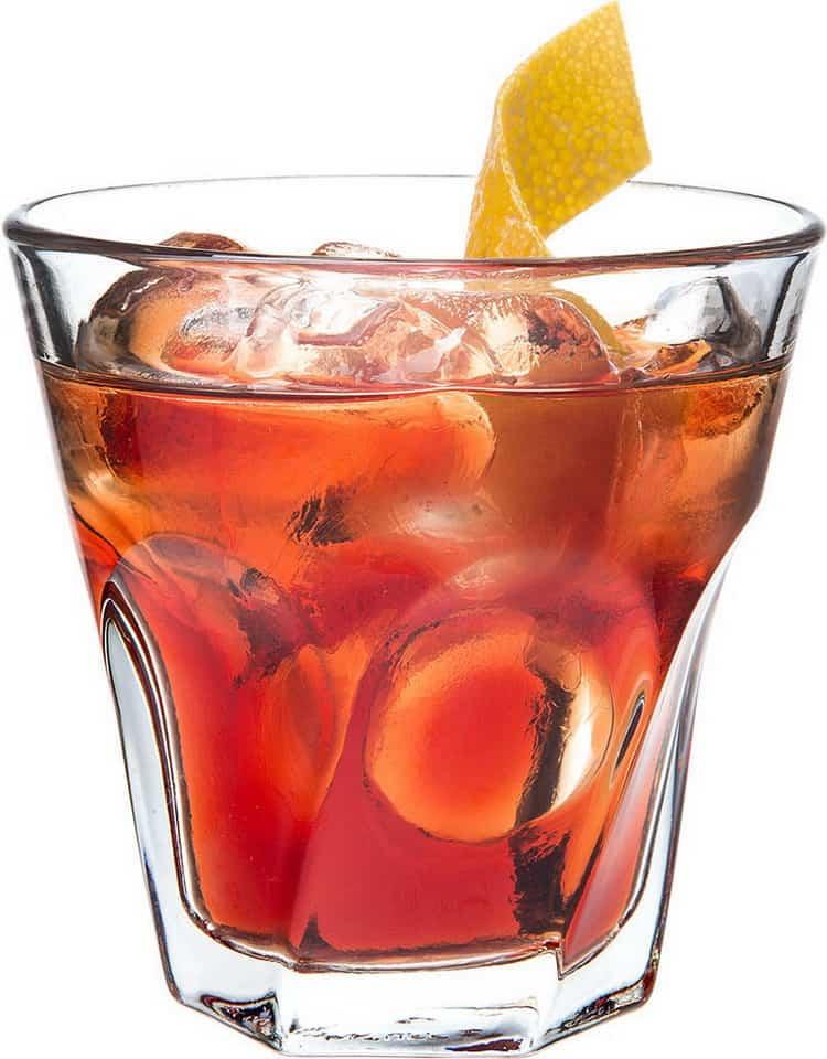 коктейль с вермутом деласи