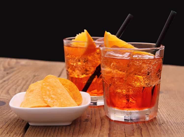 вермут: коктейли простые