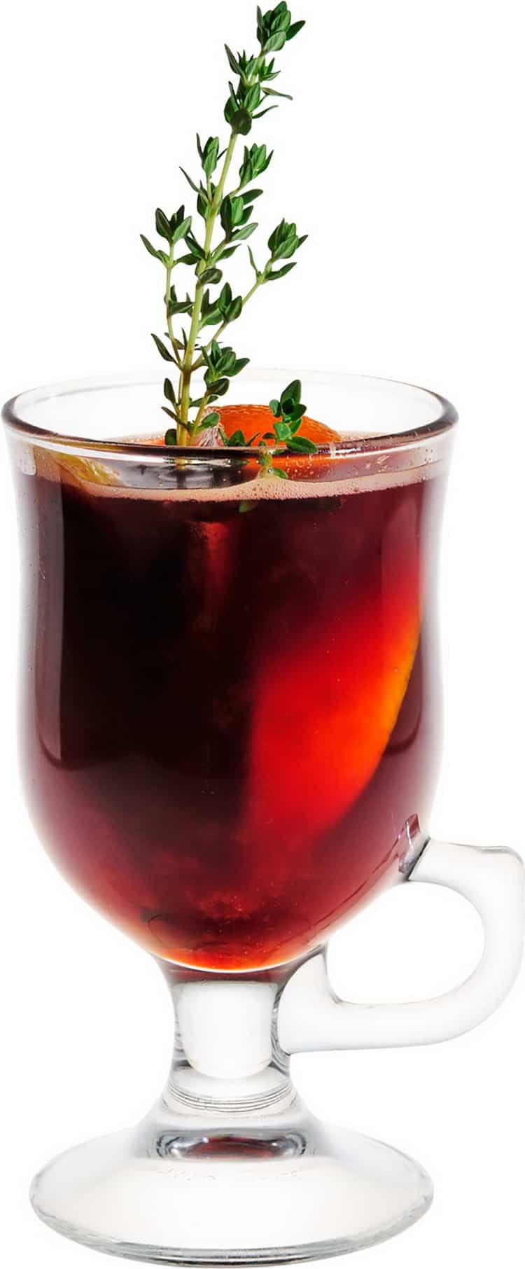 Как делать винные коктейли