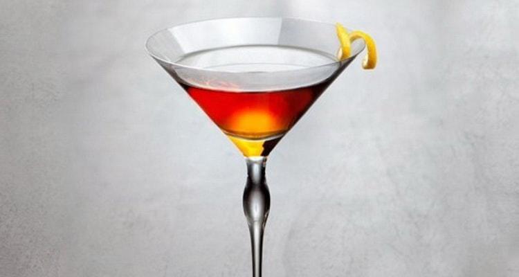 Какой состав у коктейля манхэттен