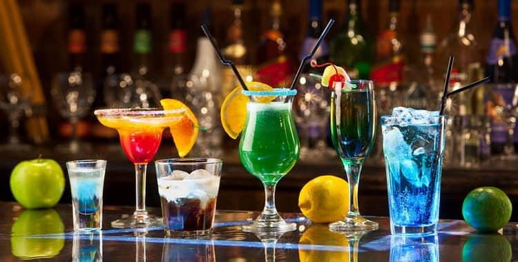 крепкие алкогольные коктейли рецепты