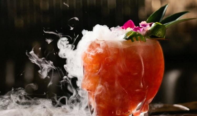 убойные алкогольные коктейли