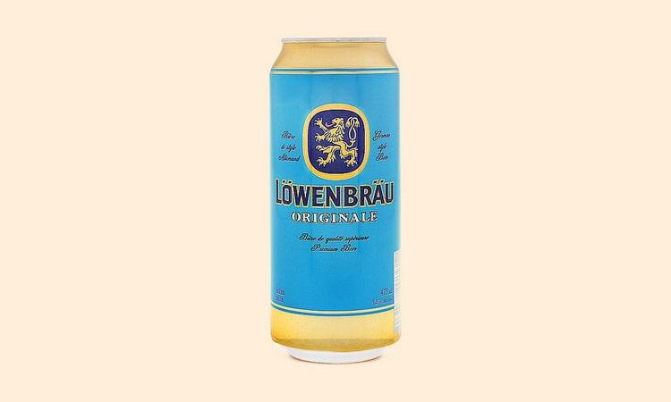 История прекрасного пива lowenbrau original