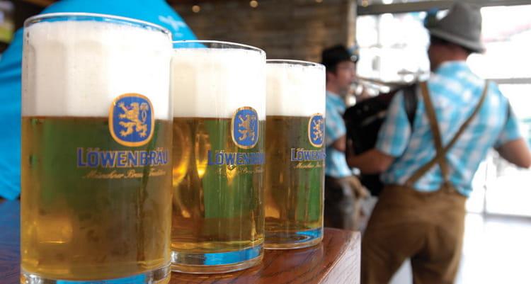 Особенности пива ловенбрау