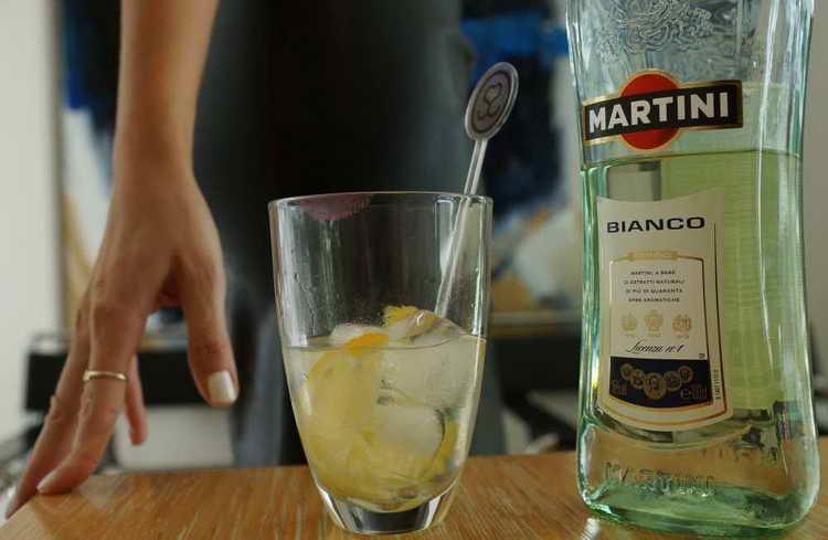 мартини с чем его мешать