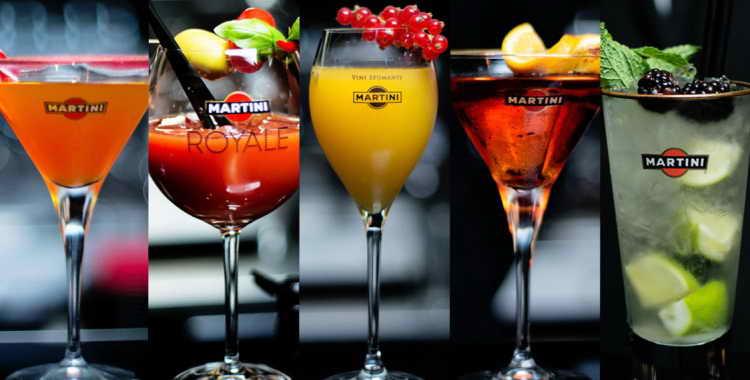 Красный мартини Россо — как и с чем пьют