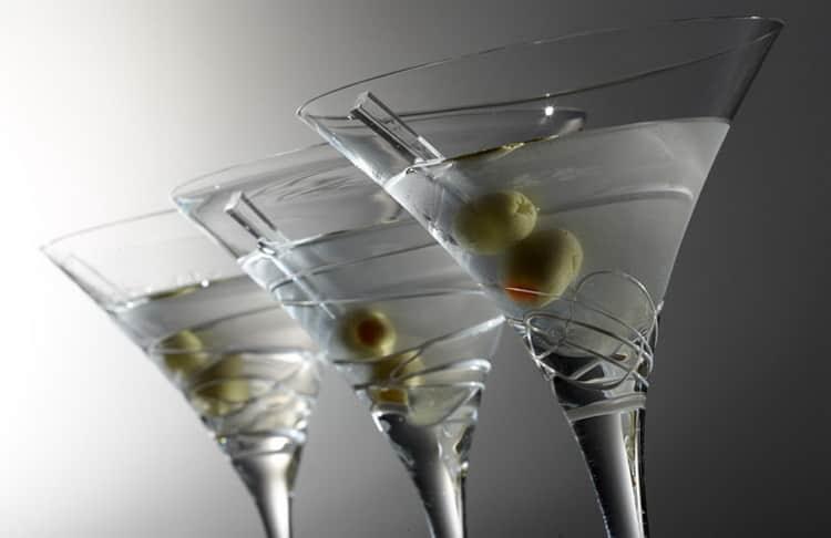 как называется коктейль с оливкой