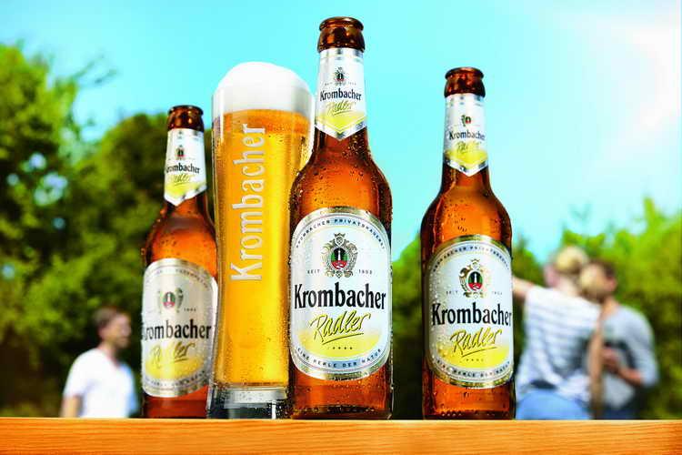 немецкое темное пиво