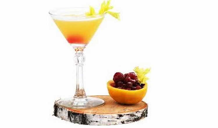 необычные алкогольные коктейли