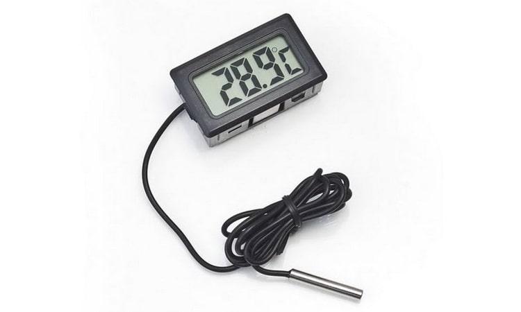 Цифровой градусник для самогонного аппарата