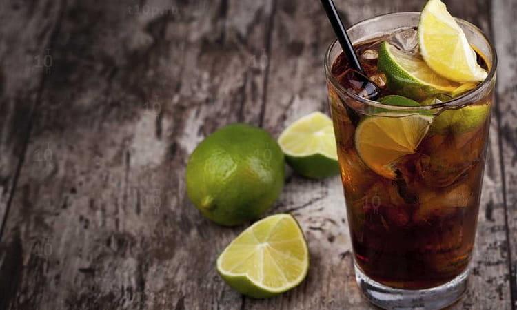 коктейль куба либре классический рецепт