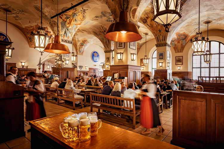 история пива хофброй