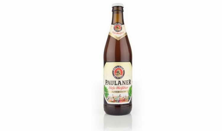 Paulaner Hefe-Weissbier Naturtrub