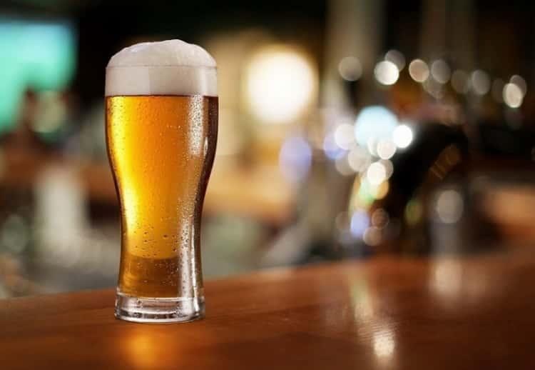Как подавать redd s пиво