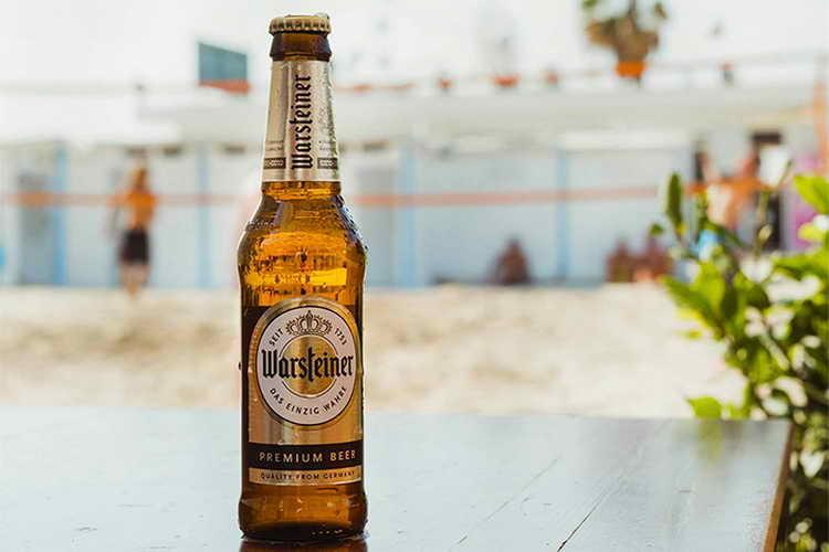 пиво Варштайнер