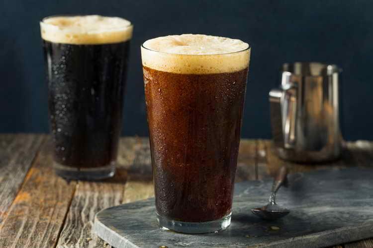 пиво безалкогольное козел