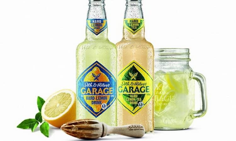 Как и с чем подавать алкогольный напиток гараж