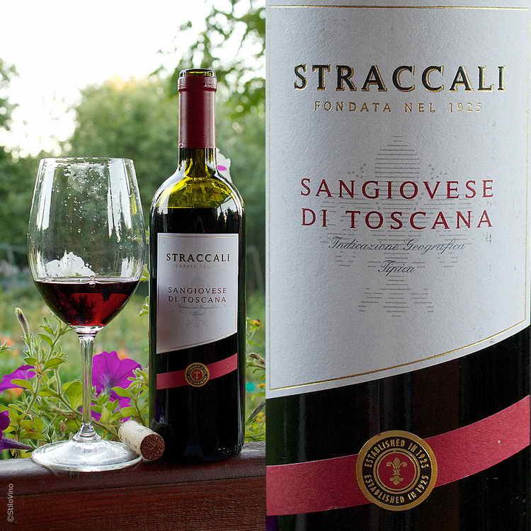 санджовезе вино с чем пить