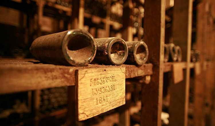 вино саперави появилось на рынке Грузии