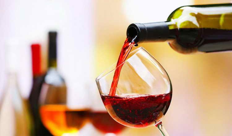 вино саперави красное сухое грузия