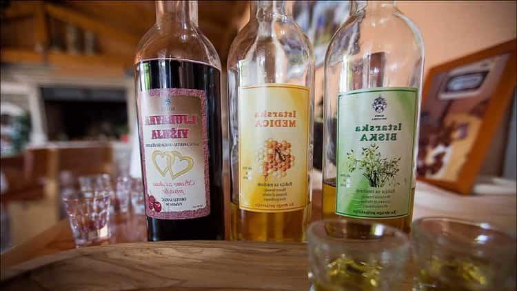 болгарская водка ракия