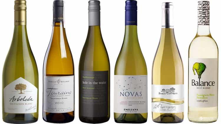 Как выбрать sauvignon blanc вино