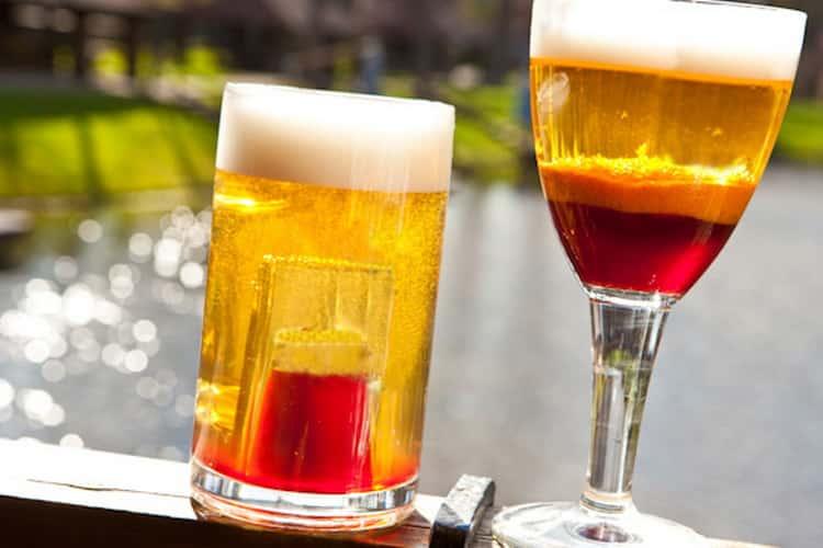 Что нужно для приготовления коктейлей с пивом
