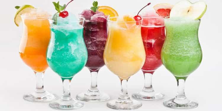 Что нужно для приготовления коктейлей с вином