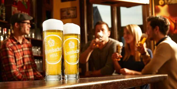 Светлое пиво и его особенности