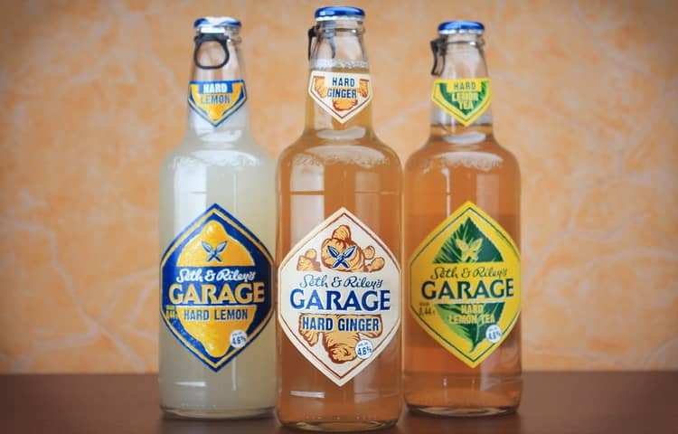 пиво гараж какие имет вкусы вкусы