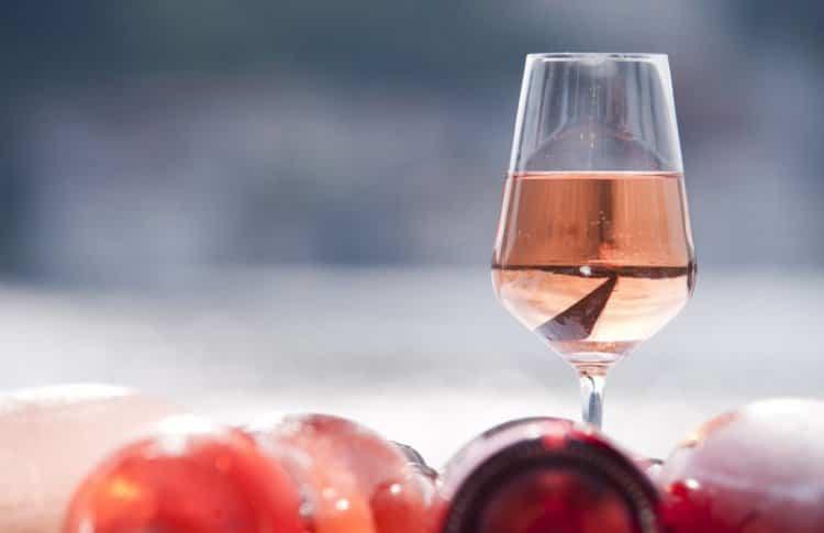 Как выбрать хорошее розовое вино